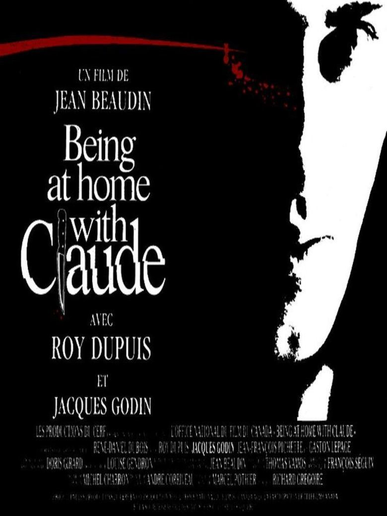 Being at Home with Claude movie poster