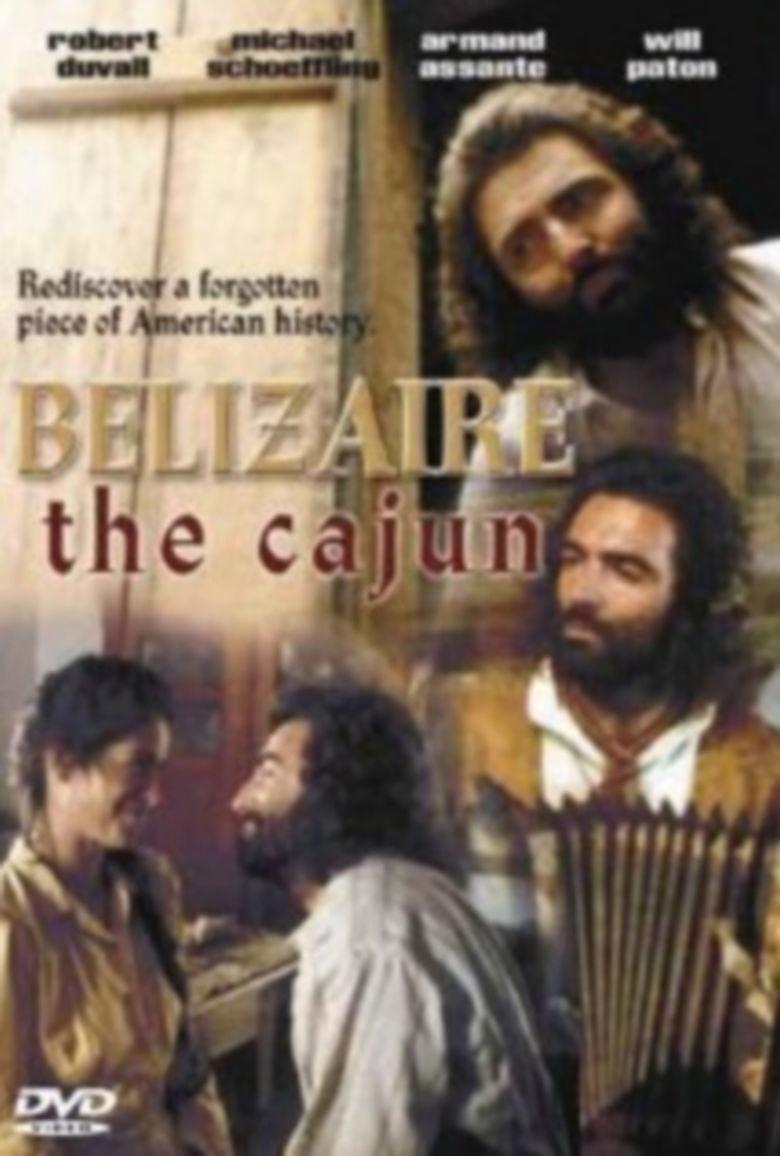 Belizaire the Cajun movie poster