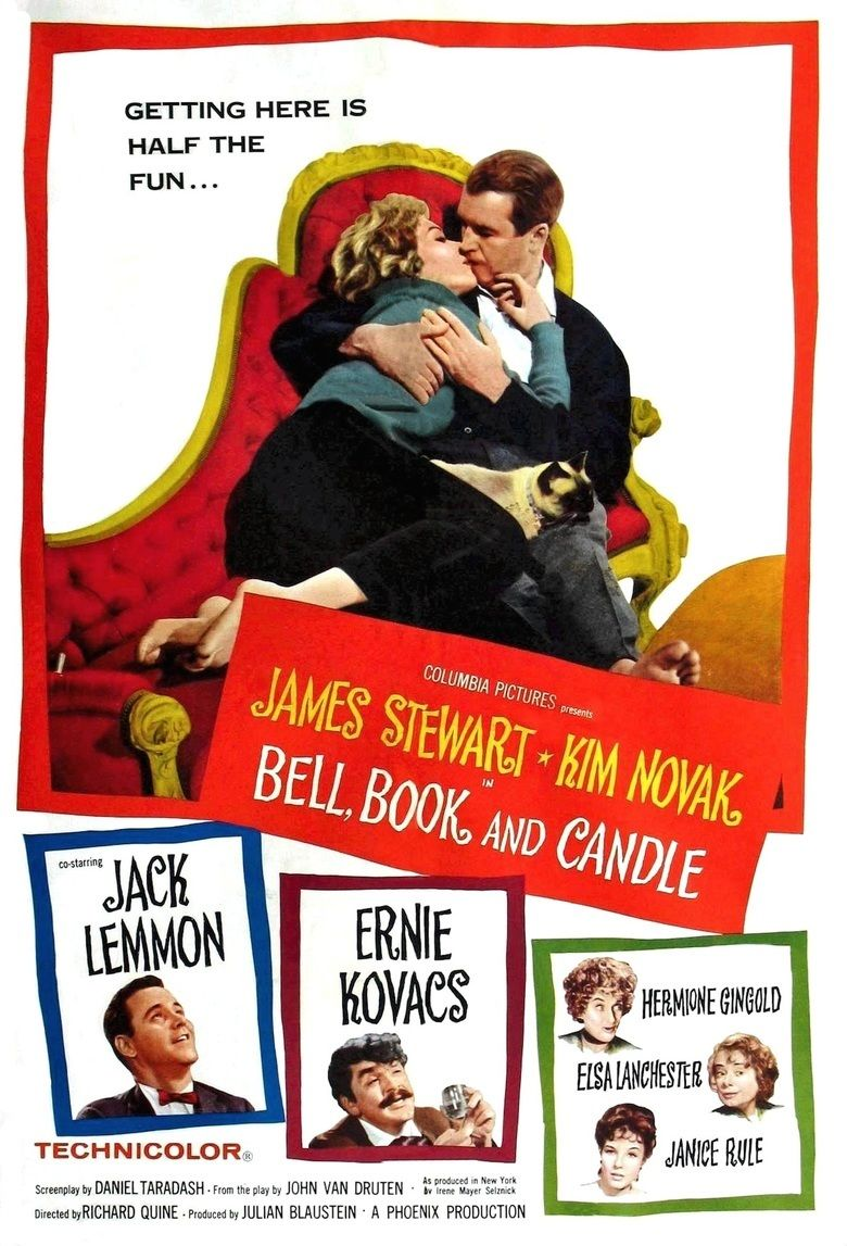 Bell, Book and Candle movie poster