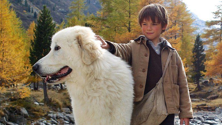 Belle and Sebastian (film) movie scenes