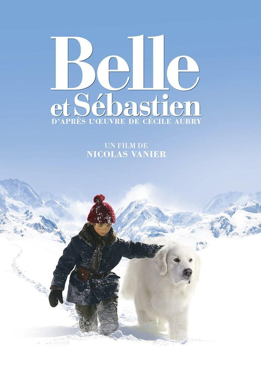 Belle and Sebastian (film) movie poster