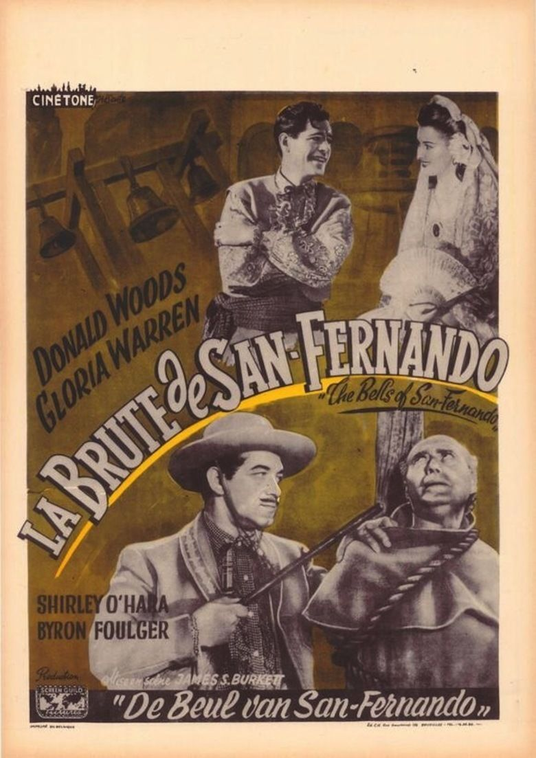 Bells of San Fernando movie poster