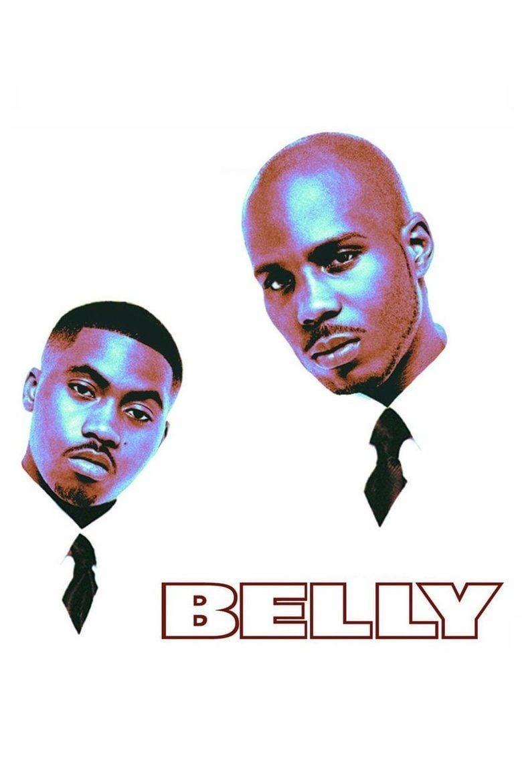 Belly (film) movie poster
