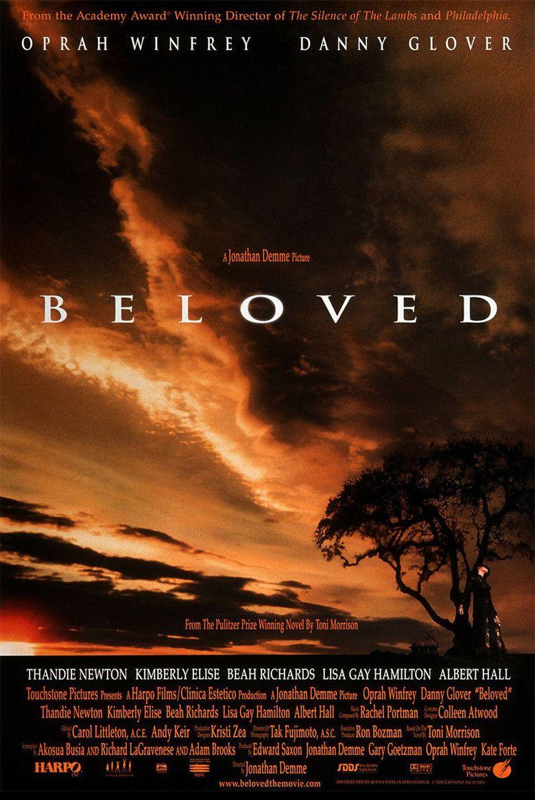 Beloved (film) movie poster