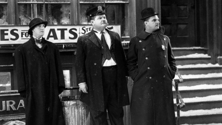 Below Zero (1930 film) movie scenes