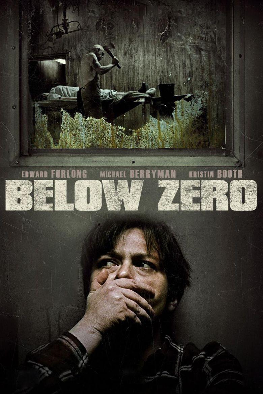Below Zero (2011 film) movie poster