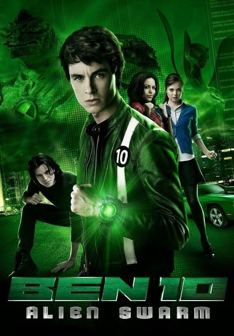 Ben 10: Alien Swarm movie poster