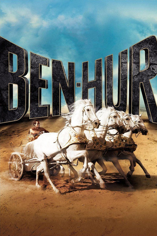 Ben Hur (1959 film) movie poster