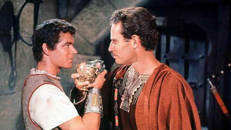 Ben Hur (1959 film) movie scenes