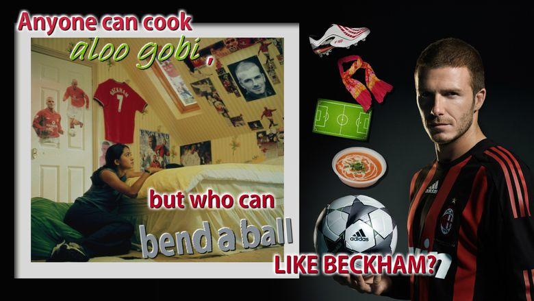Bend It Like Beckham movie scenes
