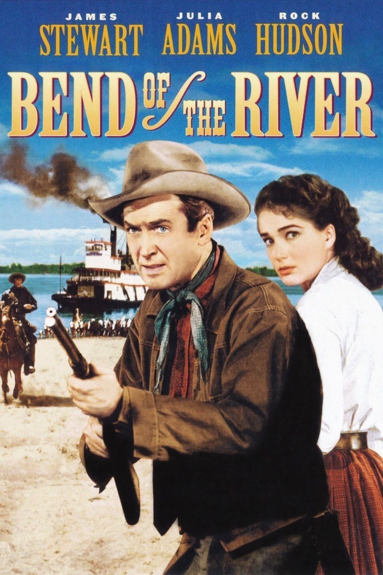 Bend of the River movie poster
