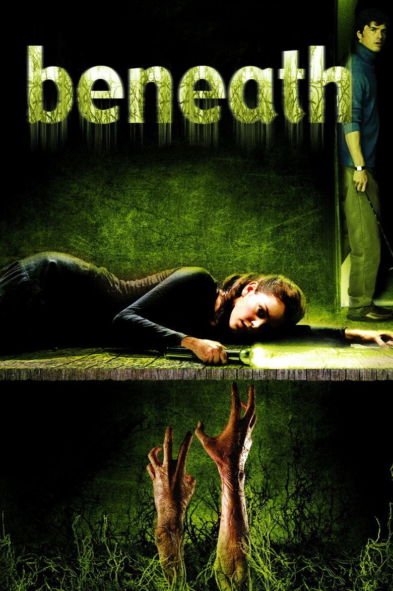 Beneath (2007 film) movie poster