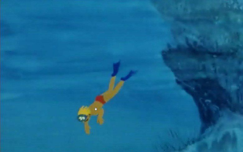 Bennys Bathtub movie scenes