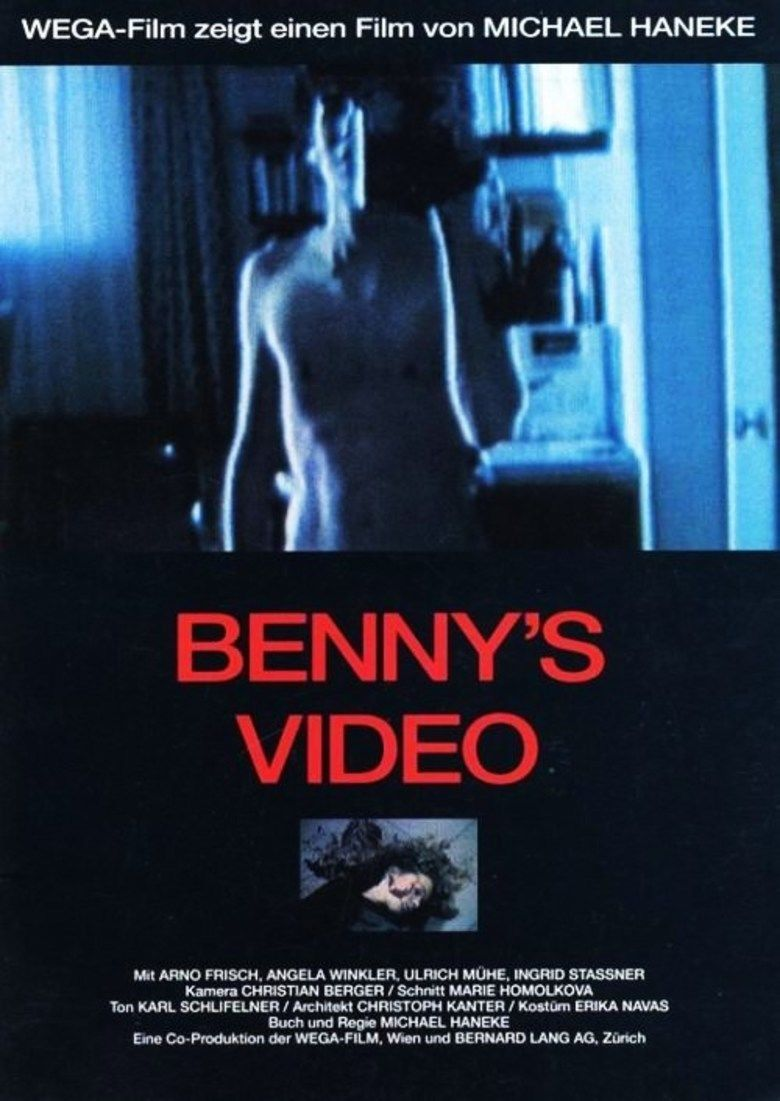 Bennys Video movie poster