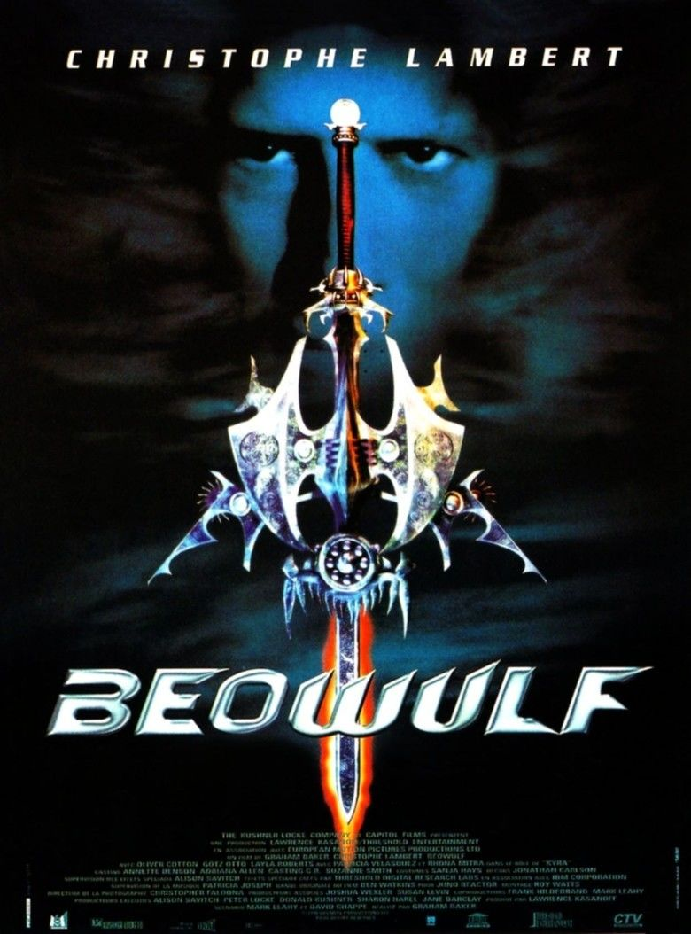 Beowulf (1999 film) movie poster