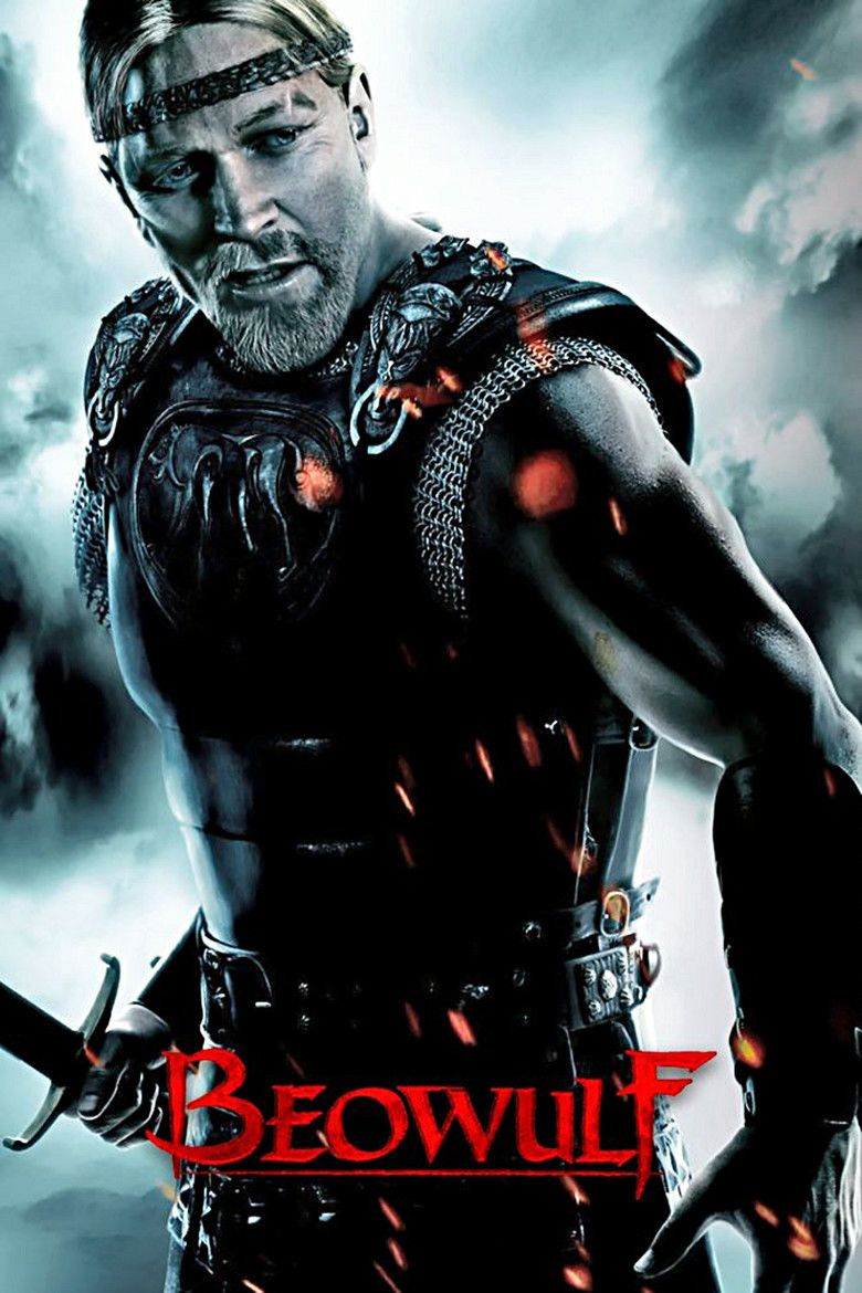 Beowulf (2007 film) movie poster