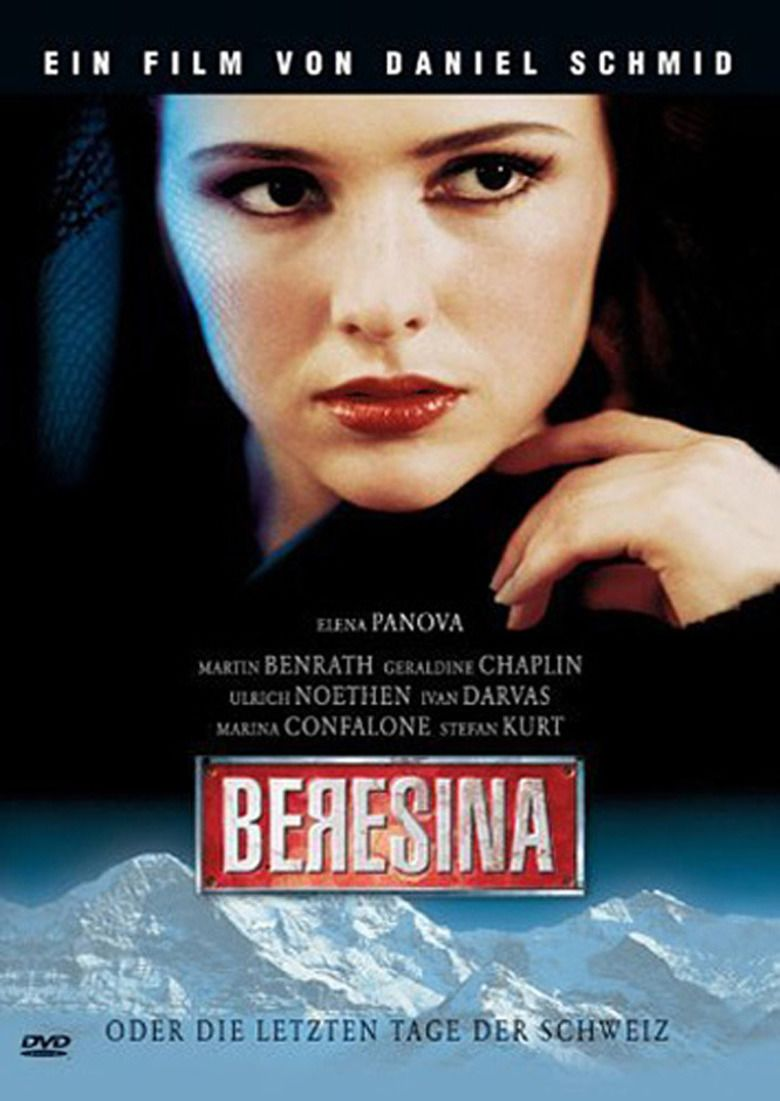 Beresina, or the Last Days of Switzerland movie poster