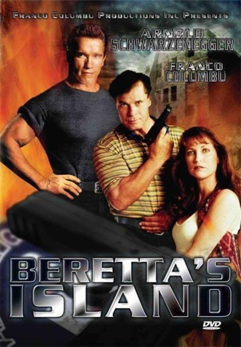 Berettas Island movie poster
