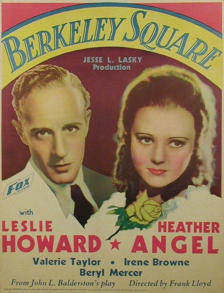 Berkeley Square (film) movie poster