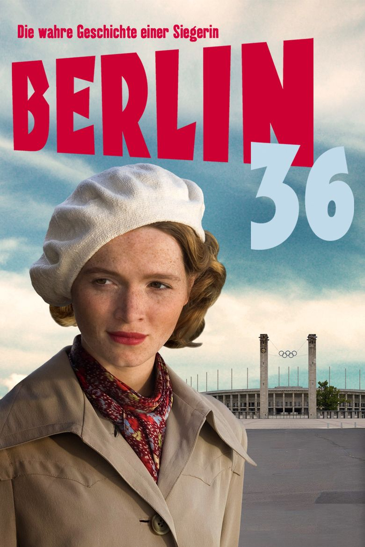 Berlin 36 movie poster