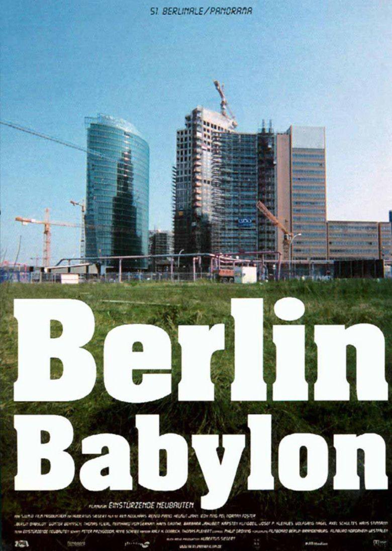 Berlin Babylon movie poster