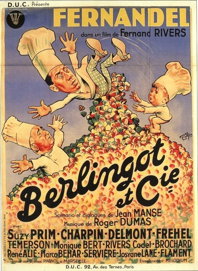 Berlingot and Company movie poster