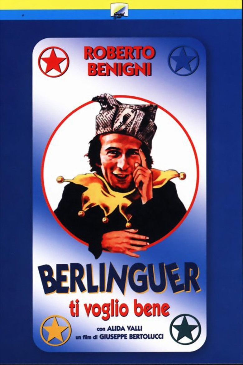 Berlinguer, I Love You movie poster