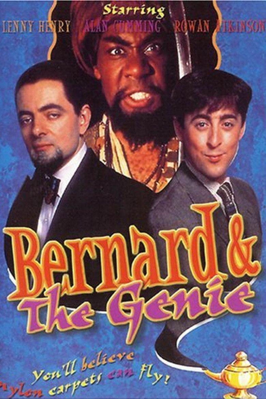 Bernard and the Genie movie poster