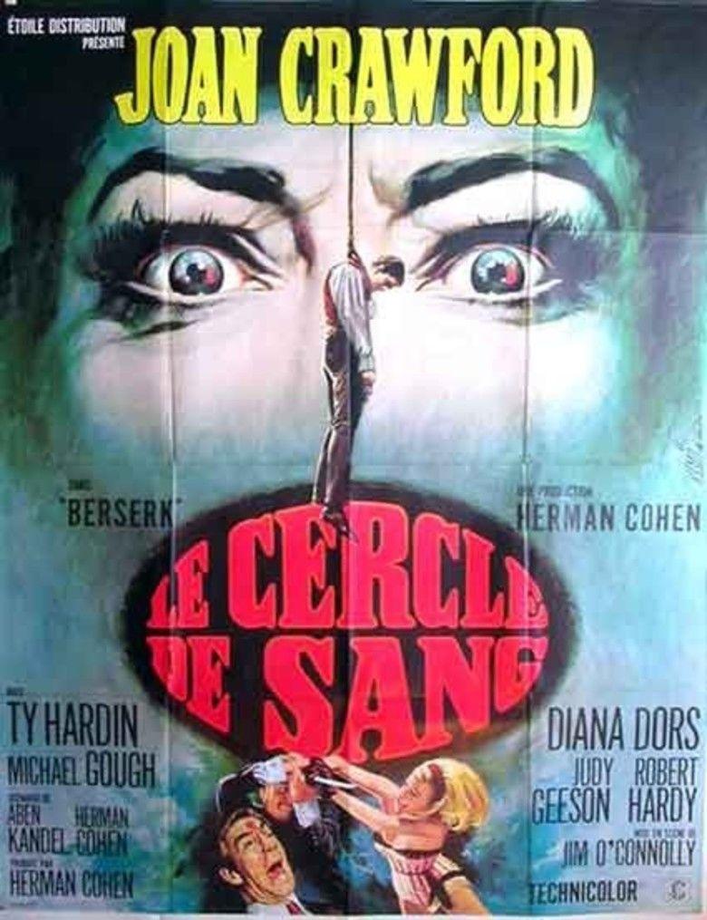 Berserk! movie poster