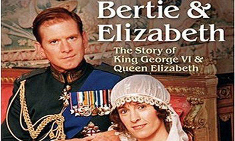 Bertie and Elizabeth movie scenes