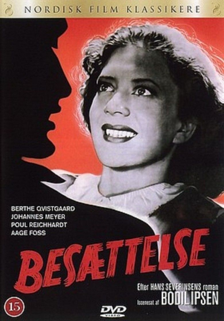 Besaettelse movie poster