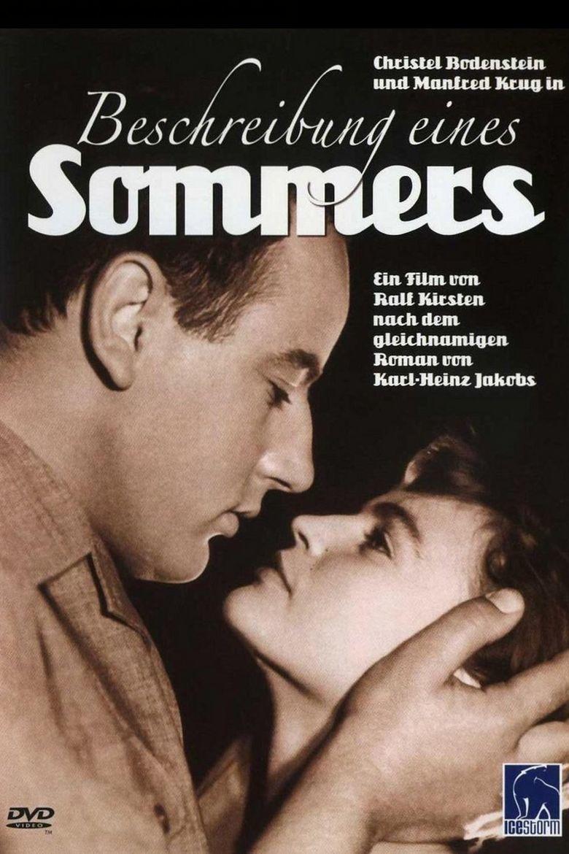 Beschreibung eines Sommers movie poster