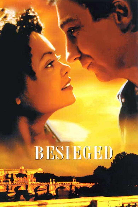 Besieged (film) movie poster