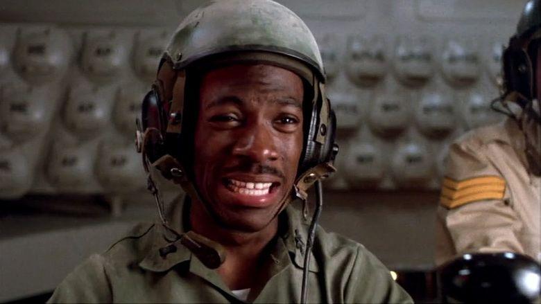 Best Defense movie scenes