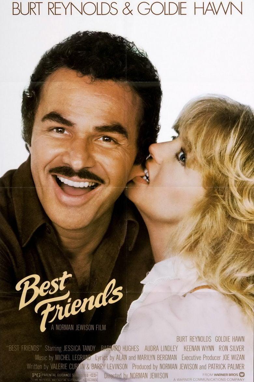 Best Friends (1982 film) movie poster