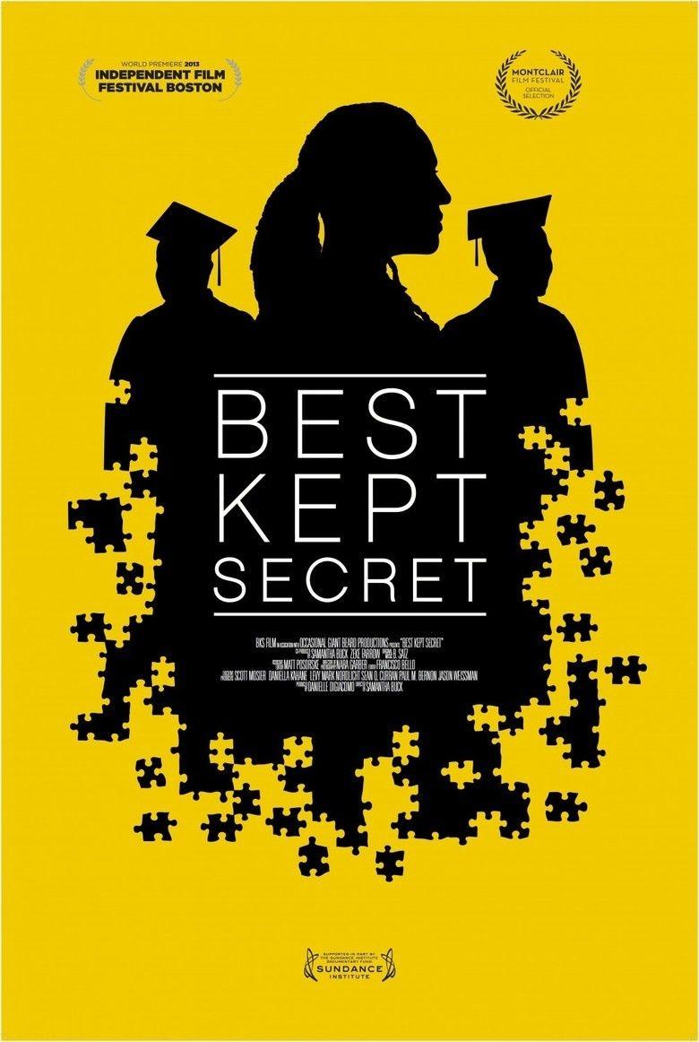 Best Kept Secret (film) movie poster