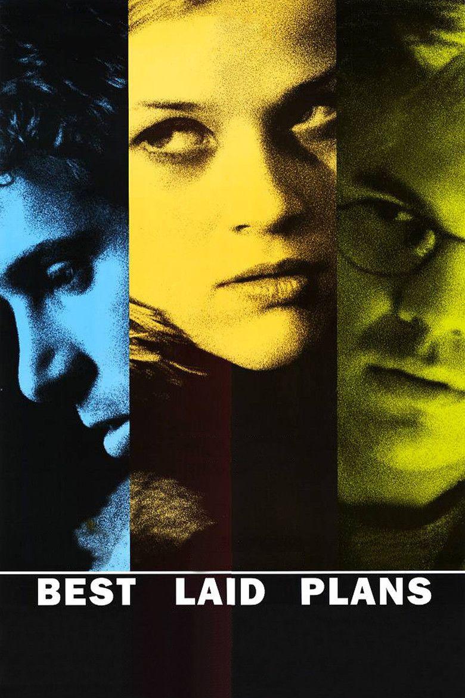 Best Laid Plans (1999 film) movie poster