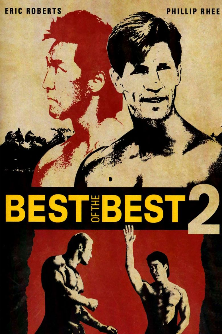 Best of the Best 2 movie poster