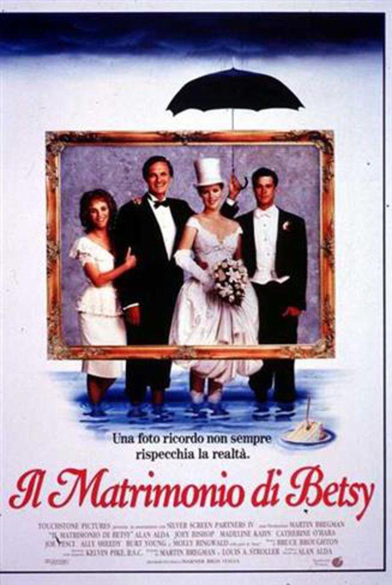 Betsys Wedding movie poster