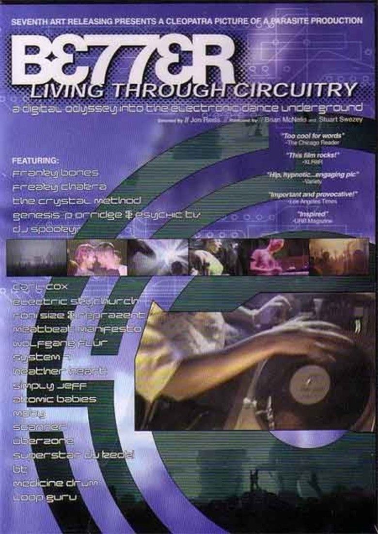 Better Living Through Circuitry movie poster