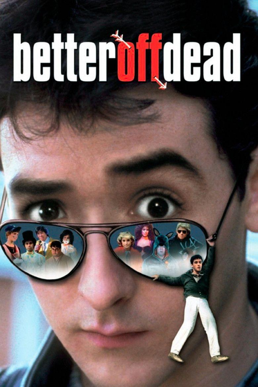 Better Off Dead (film) movie poster