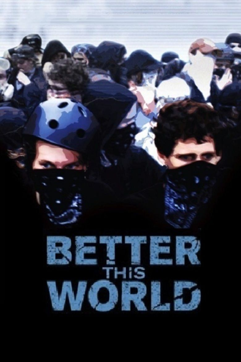 Better This World movie poster