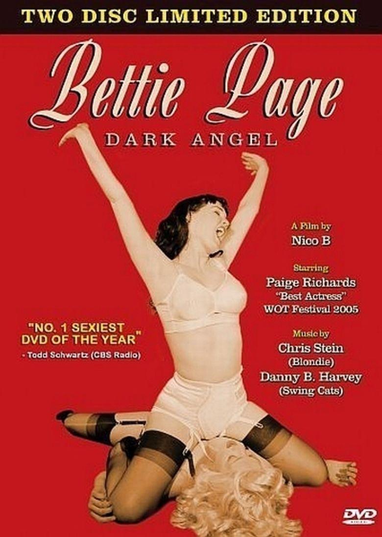 Bettie Page: Dark Angel movie poster