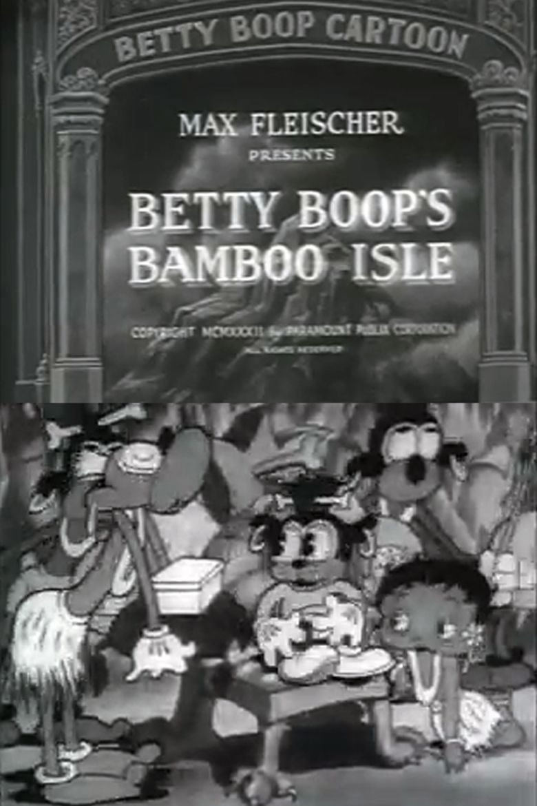 Betty Boops Bamboo Isle movie poster
