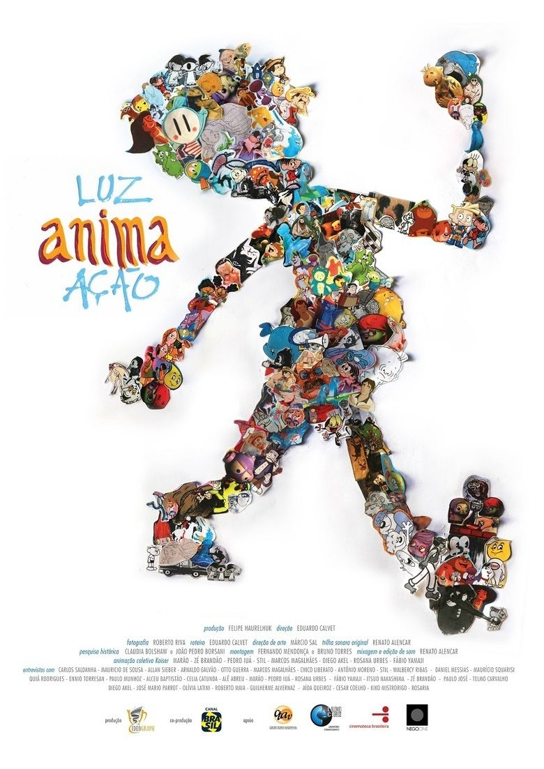 Between Frames: The Art of Brazilian Animation movie poster