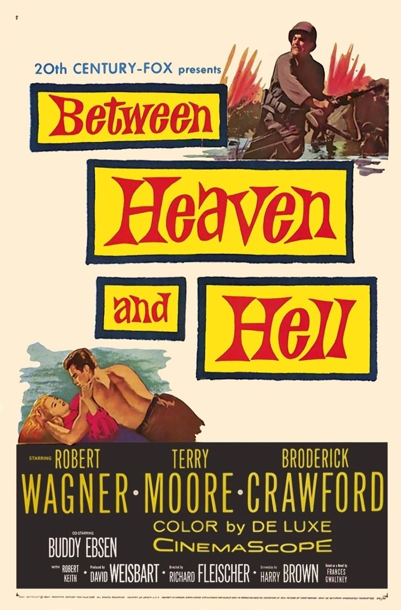 Between Heaven and Hell (film) movie poster