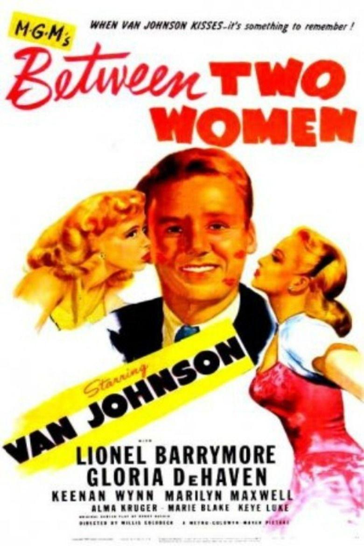 Between Two Women (1945 film) movie poster