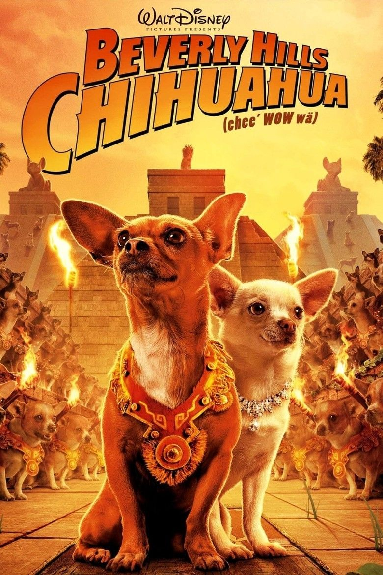 Beverly Hills Chihuahua movie poster