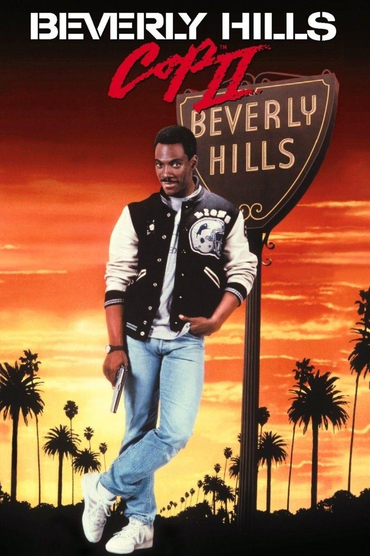 Beverly Hills Cop II movie poster