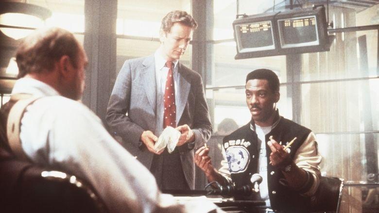 Beverly Hills Cop II movie scenes